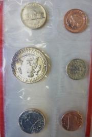 1 Set Kursmünzen