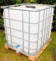 1000 Liter Wasser
