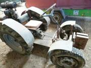 2 Eigenbautrekker Traktor