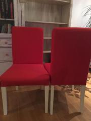 2 Esszimmerstühle, Bezug