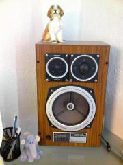 vintage lautsprecher hifi audio tv video foto. Black Bedroom Furniture Sets. Home Design Ideas