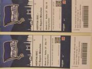 2 Tickets Hertha