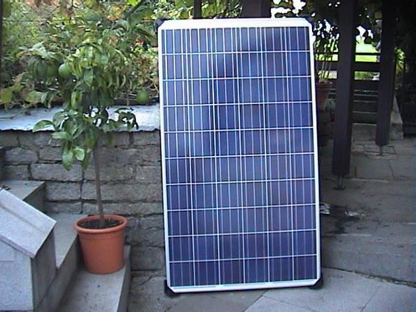 solarmodul neu und gebraucht kaufen bei. Black Bedroom Furniture Sets. Home Design Ideas
