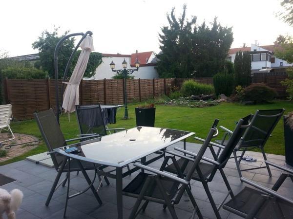 Zaun Für Terrasse : 27m Gartenzaun Zaun aus Holz in Neulu u00dfheim Sonstiges f u00fcr