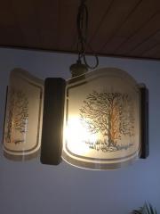 2x Lampen classic