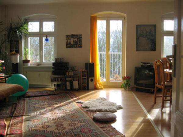 3 zimmer wohnung am kanal kreuzberg auf zeit zu vermieten. Black Bedroom Furniture Sets. Home Design Ideas