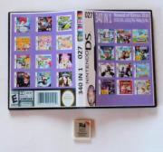 340 Spiele Karte