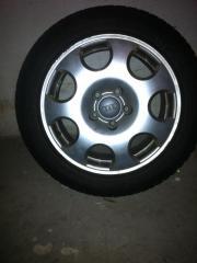 4 Alufelgen Audi