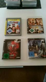 4* PS3 Spiele