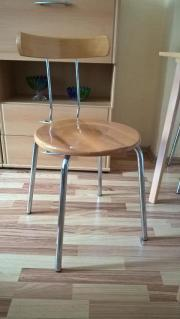 4 Stühle (auch