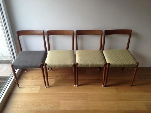 60er jahre stuhl gebraucht kaufen nur 4 st bis 75. Black Bedroom Furniture Sets. Home Design Ideas