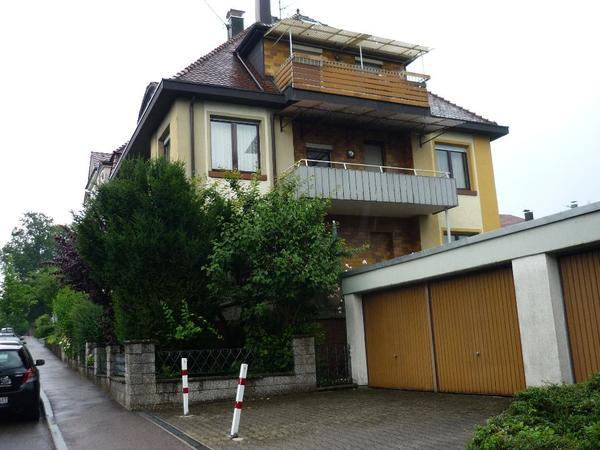 4 zimmer wohnung mit balkon und garten provisionsfrei und. Black Bedroom Furniture Sets. Home Design Ideas