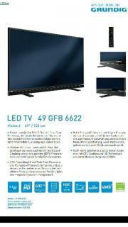49 Zoll Fernseher
