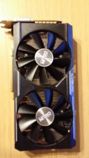 4GB Sapphire Radeon