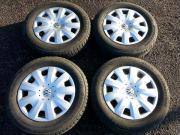 4x VW Winterräder