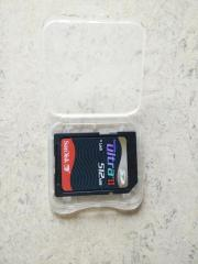 512MB SD Karte