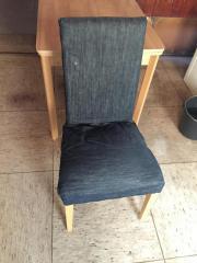 6 bequeme Stühle
