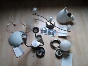 6 IKEA Lampen