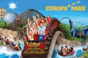 8x Europapark Eintrittskarten