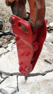 Abbruchhammer, Hydraulikhammer, Vermietung,