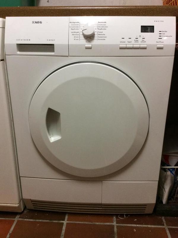 aeg waschetrockner lavatherm kaufen gebraucht oder neu. Black Bedroom Furniture Sets. Home Design Ideas