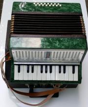 Akkordeon Knopfakkordeon Mini