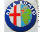 Alfa Romeo Aufkleber,