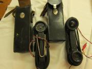 Alte Prüftelefone von