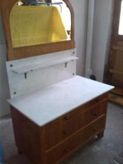 antiker waschtisch sammlungen seltenes g nstig. Black Bedroom Furniture Sets. Home Design Ideas