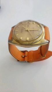 Alte Uhr von