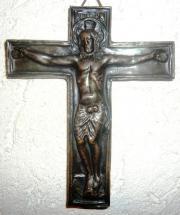 Altes Kruzifix aus