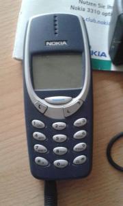 Altes Nokia 3310