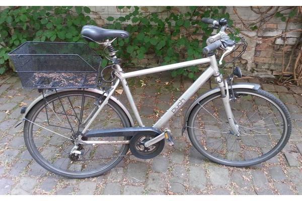 alu 28 39 trekking fahrrad bike in karlsruhe herren fahrr der kaufen und verkaufen ber private. Black Bedroom Furniture Sets. Home Design Ideas