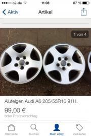 Alufelgen Audi A6