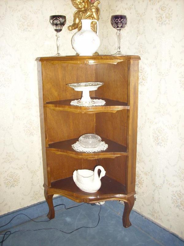 antike offene eck kommode barock eck regal in m nchen haushaltsaufl sungen kaufen und. Black Bedroom Furniture Sets. Home Design Ideas