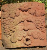 Antikes Bacchus Gesicht