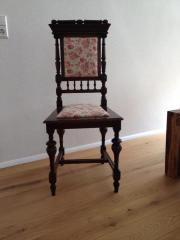 Antiquitäten, Antike Stühle,