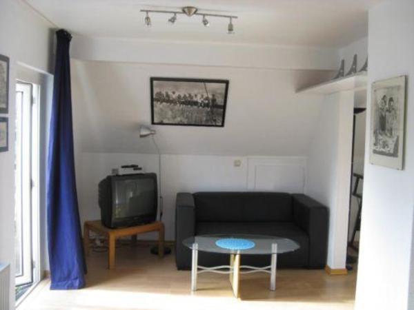 apartment m blierte 2 kdb balkon ausgebaute dachboden in. Black Bedroom Furniture Sets. Home Design Ideas