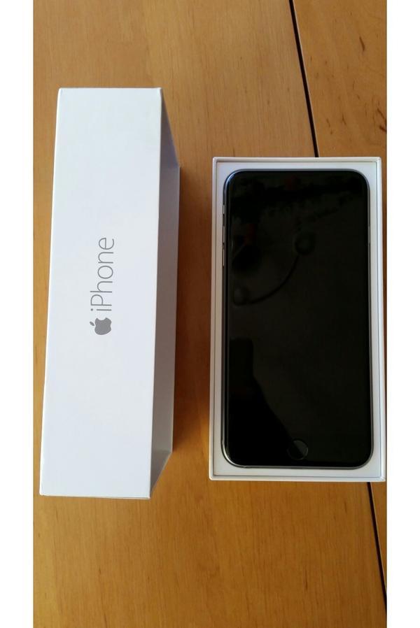apple iphone 6 plus in tannhausen apple iphone kaufen. Black Bedroom Furniture Sets. Home Design Ideas