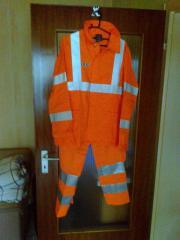 Arbeitskleidung - Warnjacke & Hose