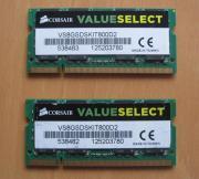 Arbeitsspeicher Corsair DDR2