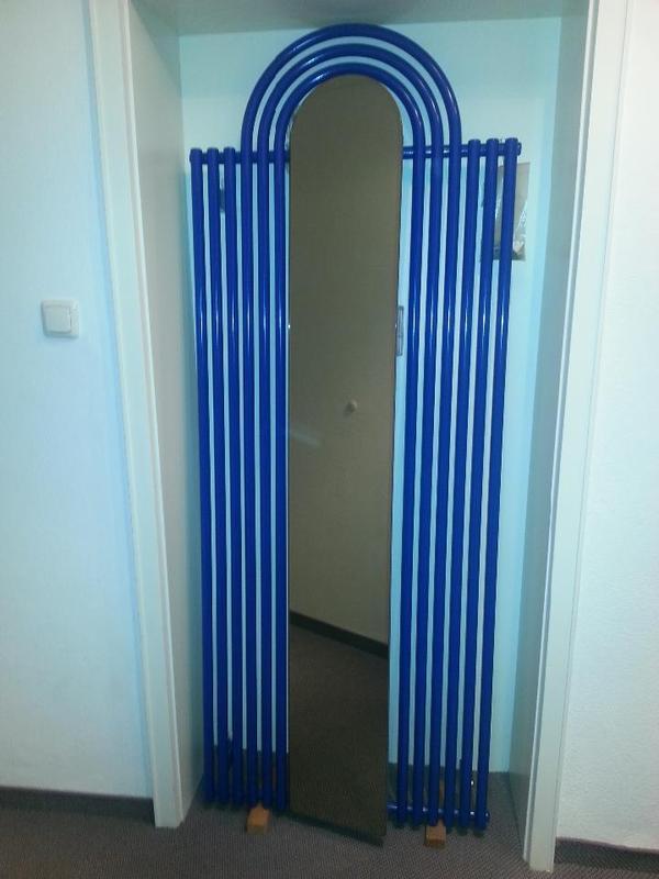 arbonia rondotherm design heizk rper mit spiegel. Black Bedroom Furniture Sets. Home Design Ideas