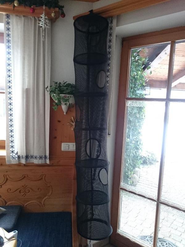 aufbewahrungssystem von ikea in schwarz 6 etagen in schechen kinder jugendzimmer kaufen und. Black Bedroom Furniture Sets. Home Design Ideas