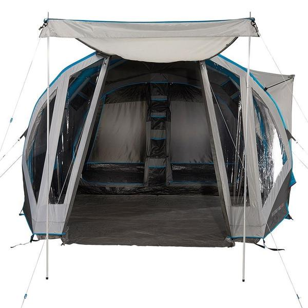 aufblasbares zelt air seconds family 4 2 xl 4 personen quechua in ettlingen campingartikel. Black Bedroom Furniture Sets. Home Design Ideas