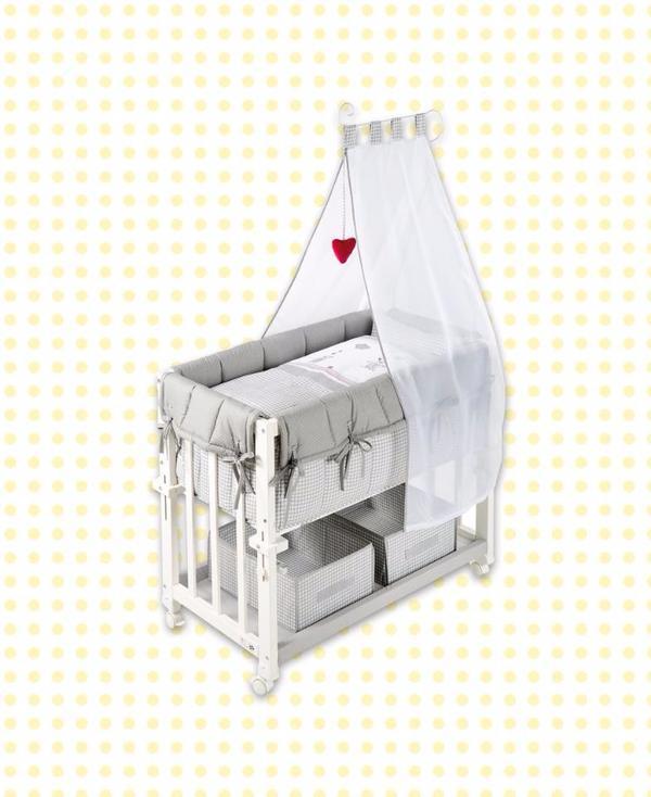babybett neu neu und gebraucht kaufen bei. Black Bedroom Furniture Sets. Home Design Ideas