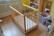 Babybett / Kinderbett Holz