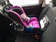 Babyschale + Isofix Halterung -