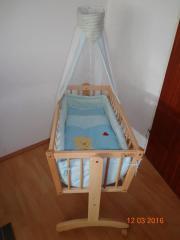 babywiege roba kaufen gebraucht und g nstig. Black Bedroom Furniture Sets. Home Design Ideas