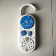 Badradio , wassergeschützt für