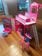 Barbie Haus + Zubehör